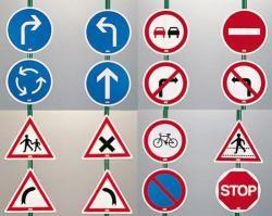 Action mobilité permis - panneaux